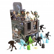 Aliens Action Vinyls Mini Figures 8 cm Wave 1 Display (12)
