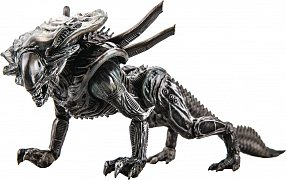 Aliens Colonial Marines Action Figure 1/18 Xenomorph Crusher Previews Exclusive 30 cm --- DAMAGED PACKAGING