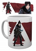 Apex Legends Mug Wraith