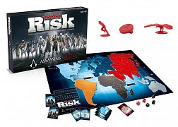Assassin\'s Creed Board Game Risk *French Version*