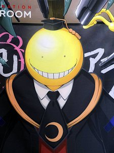 Assassination Classroom Wall Decoration Koro 115 x 165 cm - 3