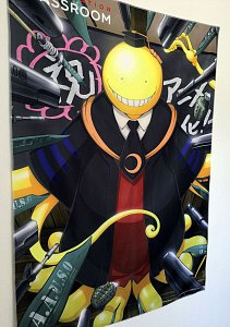 Assassination Classroom Wall Decoration Koro 115 x 165 cm - 4