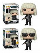 Atomic Blonde POP! Movies Vinyl Figures 9 cm Lorraine Outfit 2 Assortment (6)