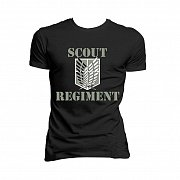 Attack on Titan T-Shirt Scout Regiment