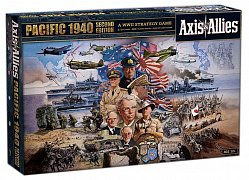 Avalon Hill desková hra  Axis & Allies Pacific 1940 2nd Edition english