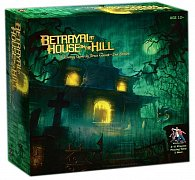 Avalon Hill Board Game Betrayal at House on the Hill 2nd Edition english --- DAMAGED PACKAGING