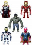 Avengers Age of Ultron Figurky s kývací hlavou - 5 kusů