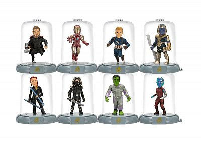 Avengers Endgame Domez Mini Figures 7 cm Series 1 Display (18)