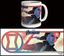 Avengers: Endgame Mug Black Widow