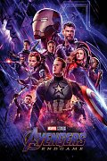 Avengers: Endgame Poster Pack Journey\'s End 61 x 91 cm (5)
