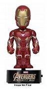 Avengers Infinity War Body Knocker Bobble-figurka  Iron Man 16 cm