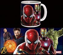 Avengers Infinity War hrnek Spider-Man