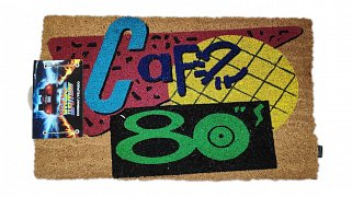 Back to the Future Doormat 80\'s Cafe 43 x 72 cm