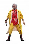 Back to the Future II Movie Masterpiece akční figurka  1/6 Dr Emmett Brown 30 cm