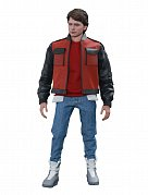 Back to the Future II Movie Masterpiece akční figurka  1/6 Marty McFly 28 cm