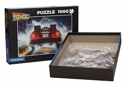Back to the Future Puzzle Outatime