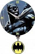 Batman 3D Mini Motion Wall Clock Swinging Logo