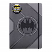 Batman A5 Notebook Black Logo