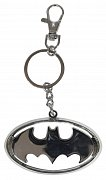 Batman Metal Key Ring Logo