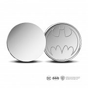 Batman Mirror Coin Bat-Signal