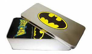 Batman Socks 3-Pack in a Tin