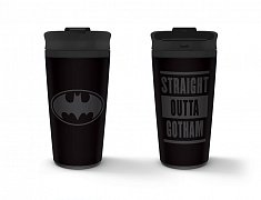 Batman Travel Mug Straight Outta Gotham
