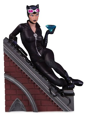Batman-Villain Multi-Part Statue Catwoman 12 cm (Part 1 of 6)