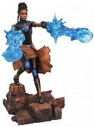 Black Panther Marvel Movie Gallery PVC Statue Shuri 23 cm