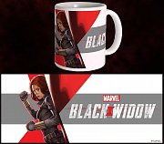 Black Widow Movie Mug Side