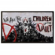 Borderlands 3 Doormat Children Of The Vault 80 x 50 cm