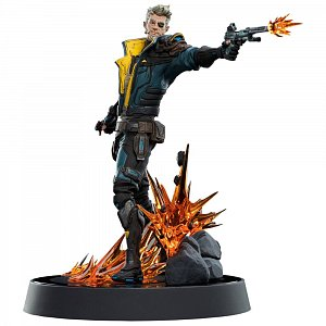 Borderlands 3 Figures of Fandom PVC Statue Zane 22 cm - 1