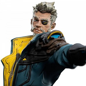 Borderlands 3 Figures of Fandom PVC Statue Zane 22 cm - 2