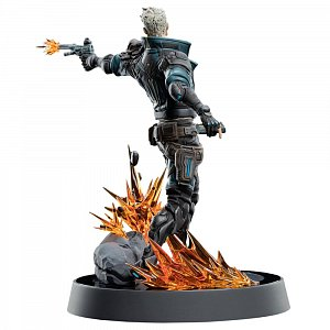 Borderlands 3 Figures of Fandom PVC Statue Zane 22 cm - 3