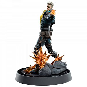Borderlands 3 Figures of Fandom PVC Statue Zane 22 cm - 4