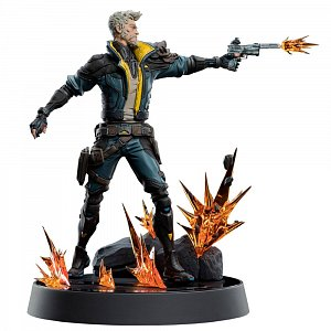 Borderlands 3 Figures of Fandom PVC Statue Zane 22 cm - 5