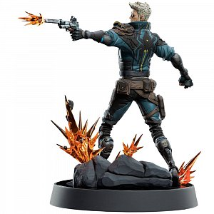 Borderlands 3 Figures of Fandom PVC Statue Zane 22 cm - 6