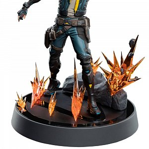 Borderlands 3 Figures of Fandom PVC Statue Zane 22 cm - 7