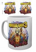 Borderlands 3 Mug Key Art