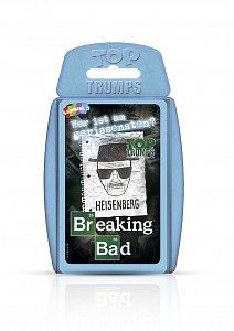 Breaking Bad Karetní hra Top Trumps *Německá verze* - 1