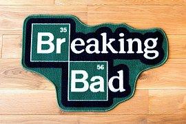 Breaking Bad koberec Logo 85 x 55 cm
