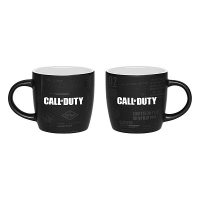 Call of Duty: Black Ops Cold War Mug Top Secret Documents