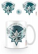 Captain Marvel Mug Starforce Warrior