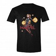 Captain Marvel T-Shirt Carol Danvers
