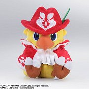 Chocobo\'s Mystery Dungeon EVERY BUDDY! Plush Figure Chocobo Red Mage 18 cm