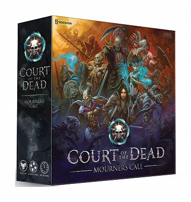Court of the Dead Tabletop Game Mourners Call *English Version*