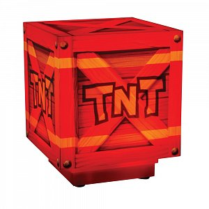 Crash Bandicoot 3D Light with sound TNT 10 cm - 1