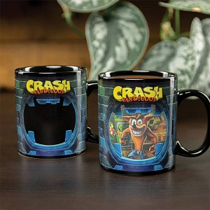 Crash Bandicoot Heat Change Mug Crash Bandicoot - 1