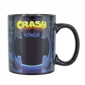 Crash Bandicoot Heat Change Mug Crash Bandicoot - 3