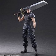 Crisis Core Final Fantasy VII Play Arts Kai Action Figure Zack 27 cm