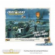 Cruel Seas Miniatures Game Starter Set Strike Fast, Strike Hard *English Version*